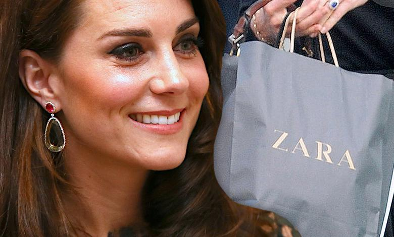 Księżna Kate Zara