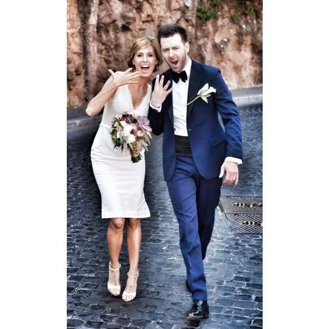 Agnieszka Hyży i Grzegorz Hyży świętują rocznicę ślubu