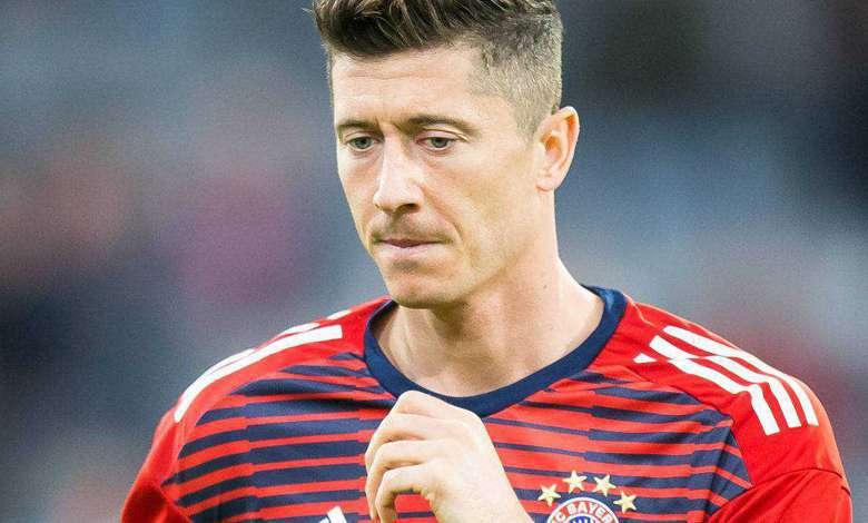 Robert Lewandowski odejdzie z Bayern Monachium?
