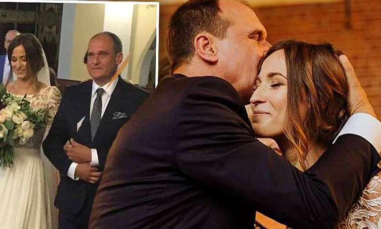 Paweł Kukiz pokazał zdjęcia ze ślubu Julii Kukiz