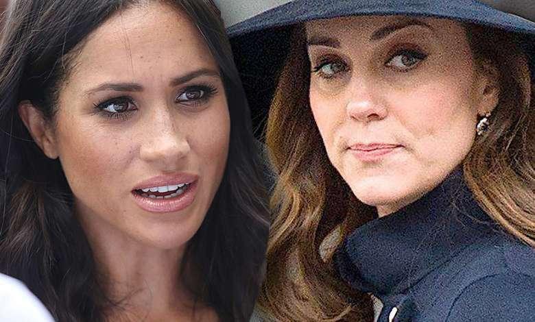 Meghan Markle i księżna Kate są w ciąży