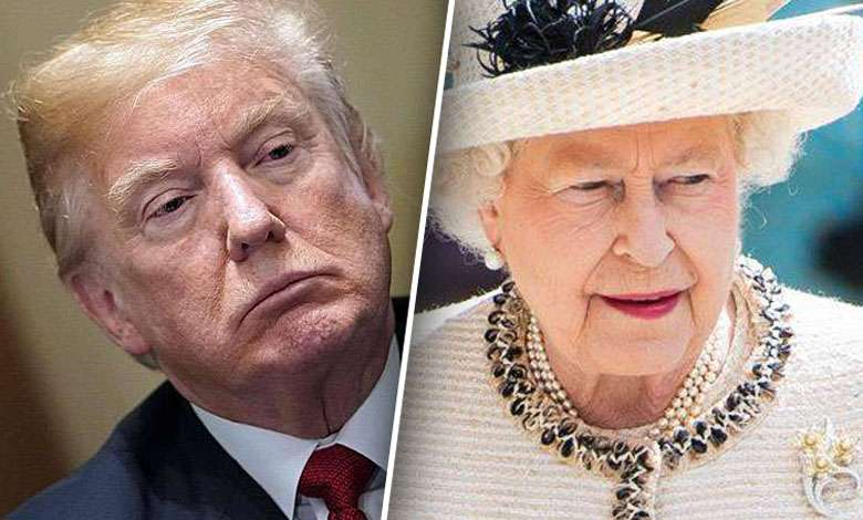 Rodzina królewska obraziła Donalda Trumpa