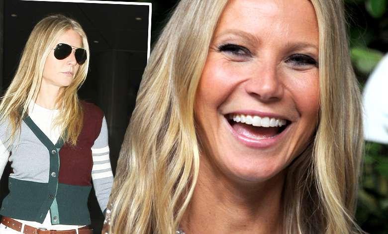 Gwyneth paltrow pali marihuanę