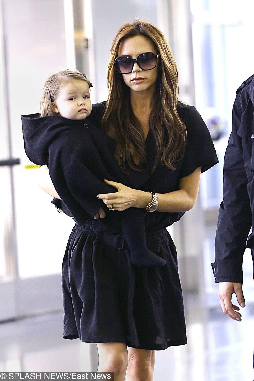 Harper Beckham w 2012 roku
