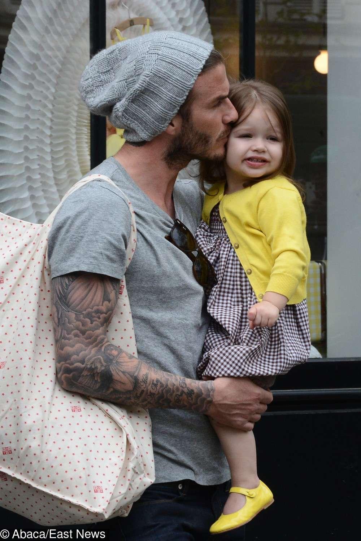 Harper Beckham w 2013 roku