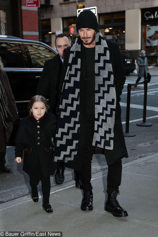 Harper Beckham w 2016 roku