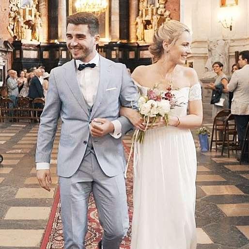 Katarzyna Grabowska wyszła za mąż