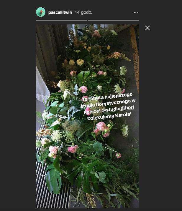 Ślubne kwiaty Anny Karczmarczyk