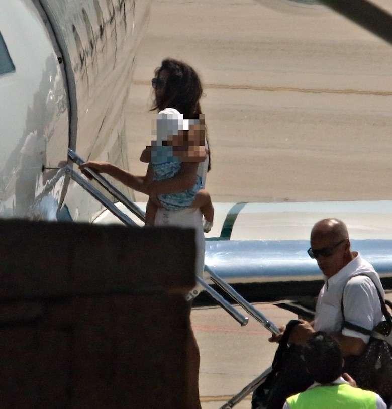 Amal i George Clooney z dziećmi