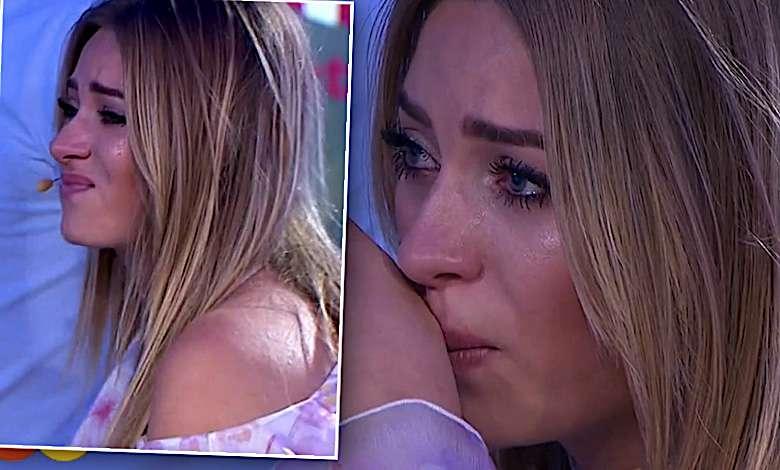 Marcelina Zawadzka płacze w Pytaniu na śniadanie