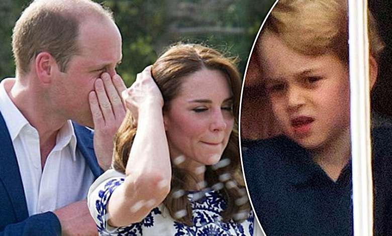 Kate i William żyją w strachu. Życie księcia George'a zagrożone! Do akcji wkroczyły służby