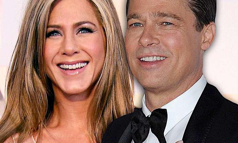 """""""Brad i Jen ponownie wzięli ślub"""". Brukowiec opublikował sensacyjne zdjęcie, które ma być dowodem! Oto ono"""
