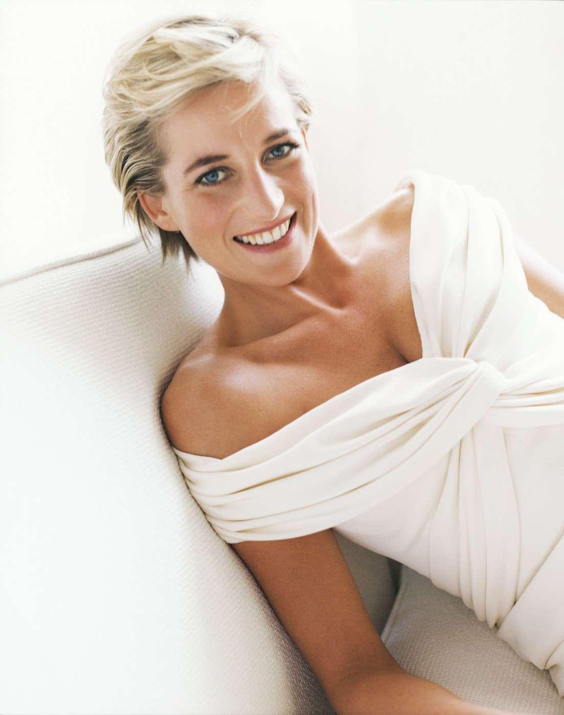 Księżna Diana dla Vanity Fair – sesja Mario Testino