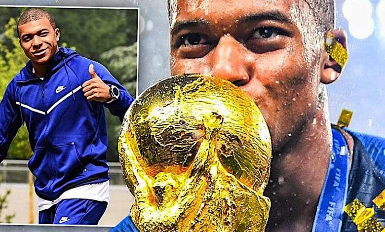 Kylian Mbappé przekazał pieniądze za Mundial na cele charytatywne