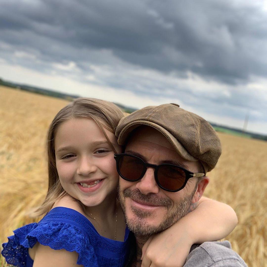 Harper Beckham urodziny 2019