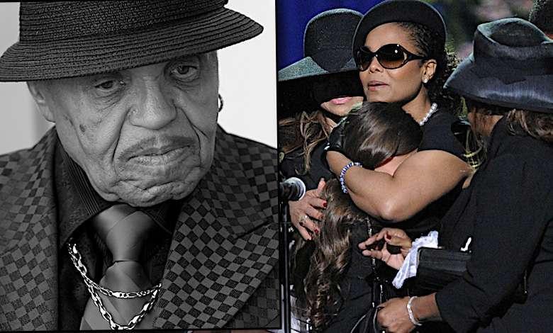 Joe Jackson pogrzeb