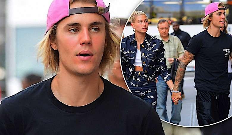 Justin Bieber i Hailey Baldwin na zakupach