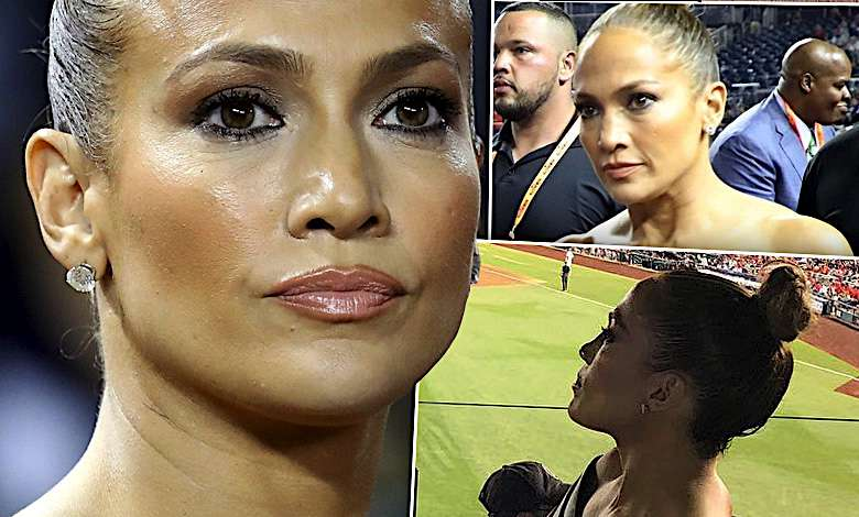 Jennifer Lopez mecz