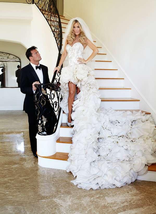 Pierwszy ślub Joanny Krupy