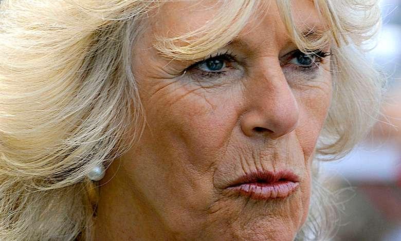 Księżna Camilla zajada się lodem
