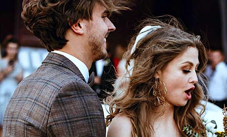 Anna Karczmarczyk ślub Pascal Litwin zdjęcia