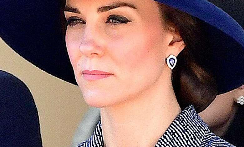 Prawdziwa twarz księżnej Kate