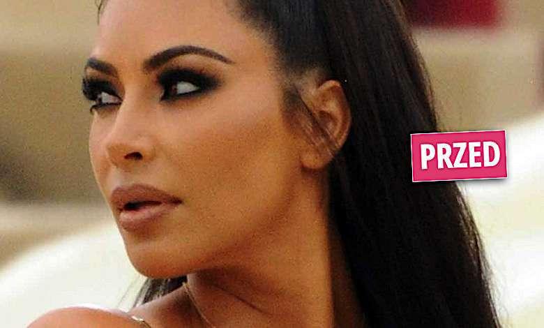 Kim Kardashian ścięła włosy