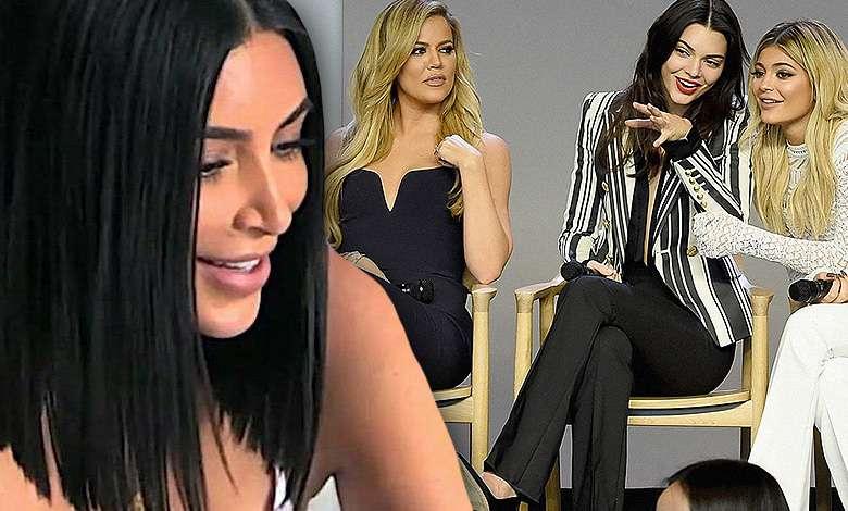 Kim Kardashian siostry
