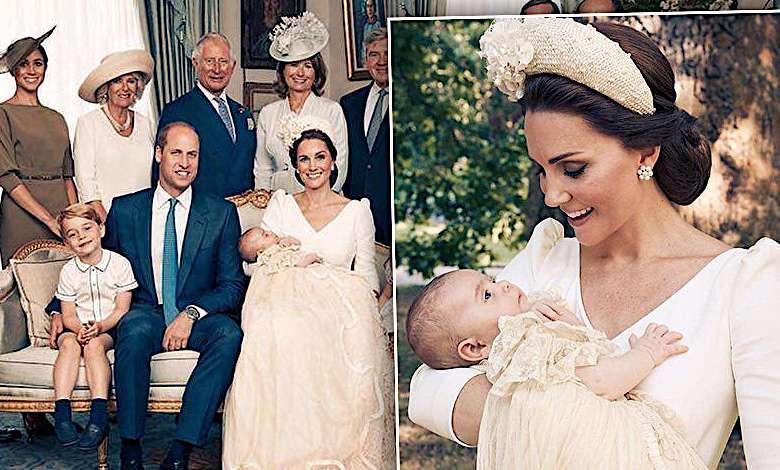 Księżna Kate i książę William pokazali oficjalną sesję z chrzcin małego Louisa! Tak pięknych zdjęć dawno nie było!
