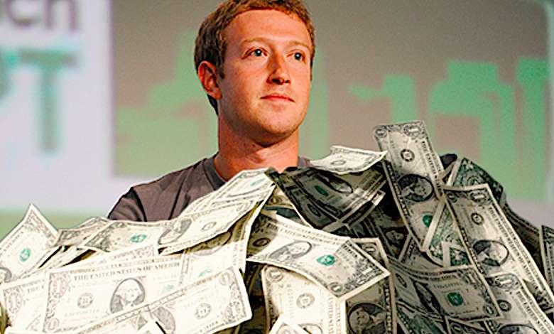 Mark Zuckerberg majątek