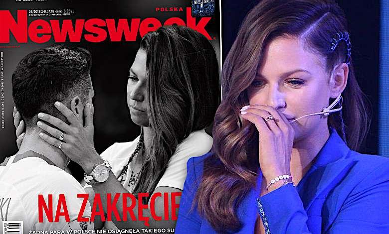 Lewandowscy Newsweek
