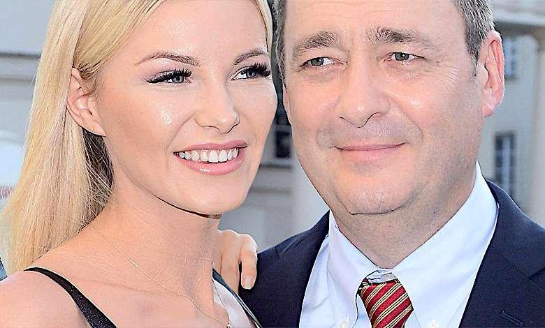Jacek Rozenek i Roxi Gąska zdjęcia