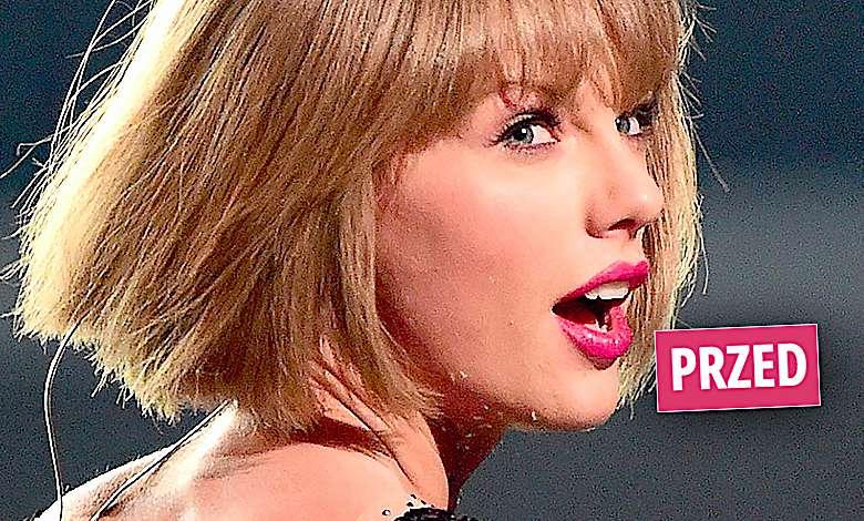 Taylor Swift nowa fryzura