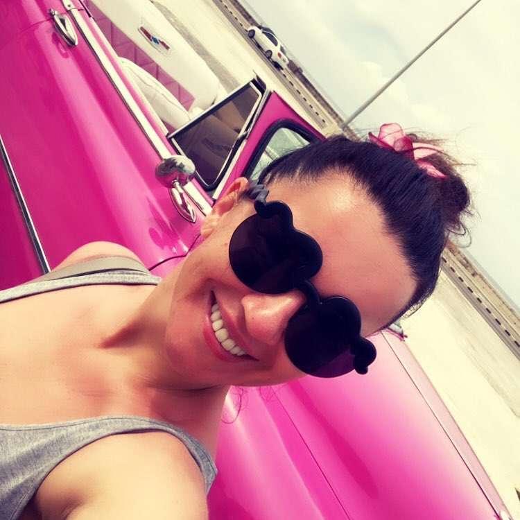 Beata Tadla pokazała się w stroju kąpielowym na swoich kubańskich wakacjach