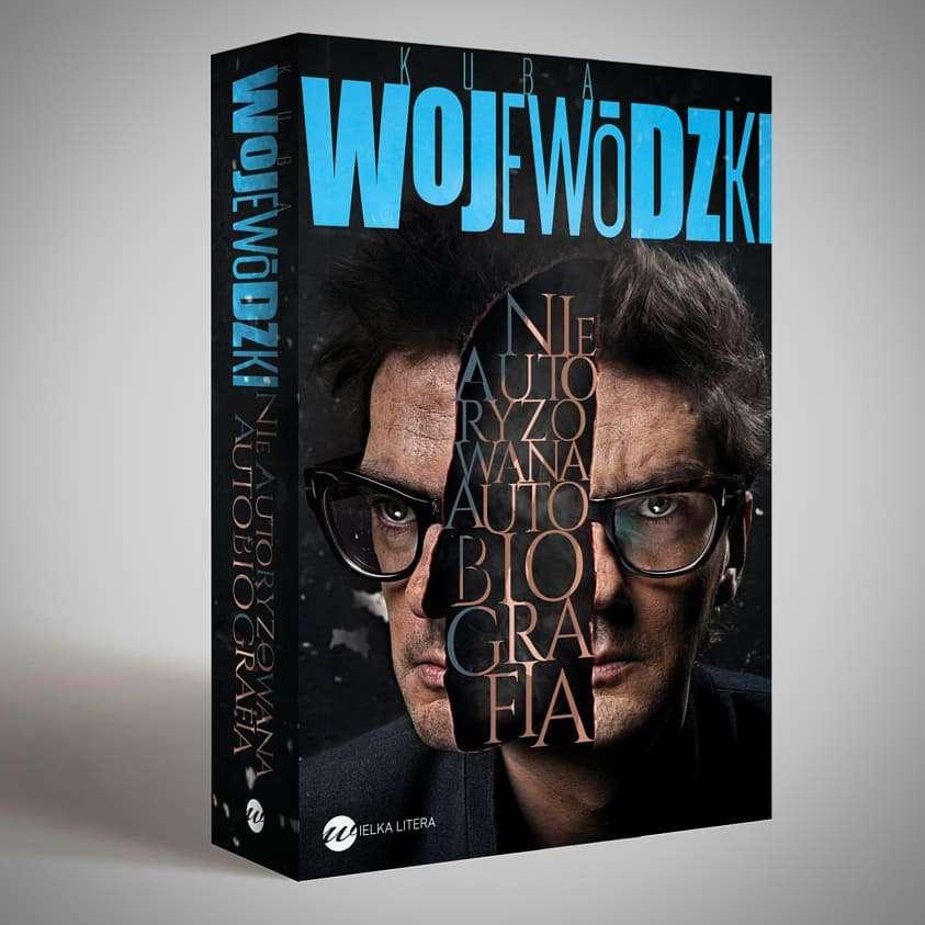 Kuba Wojewódzki - Nieautoryzowana biografia, okładka książki