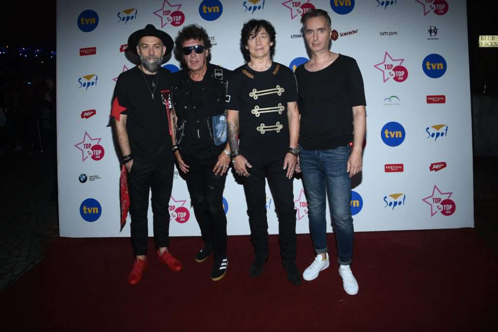 Lady Pank – Top Of The Top 2018 Sopot Festival