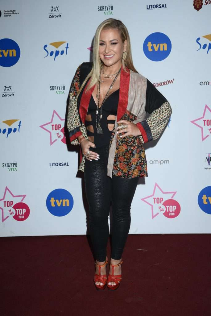 Anastacia – Top of the Top 2018 Sopot Festival