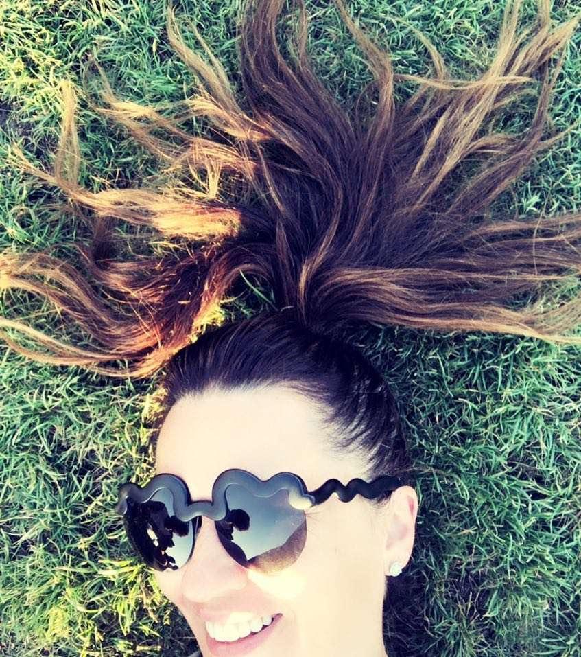 Beata Tadla zdjęcie w stylu Kendall Jenner