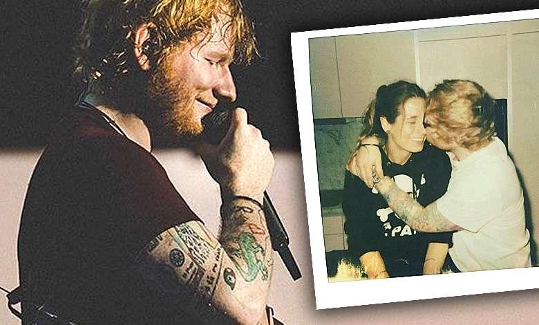 Ed Sheeran wziął ślub