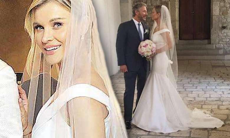 Joanna Krupa ślub