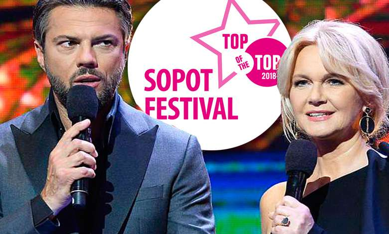 Grażyna Torbicka i Olivier Janiak o Sopot Top of the Top Festival