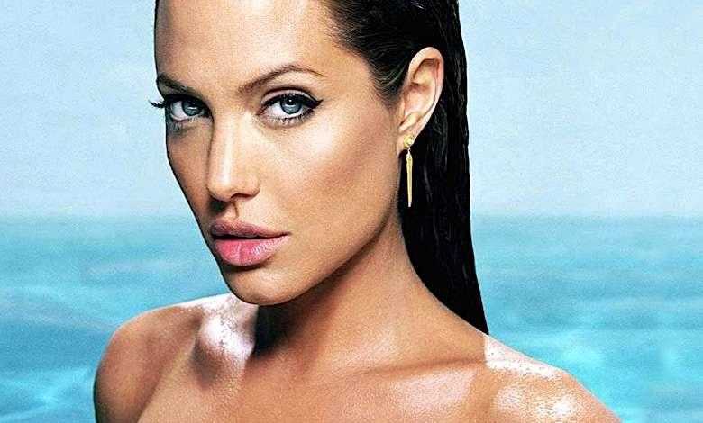 Angelina Jolie sekrety urody