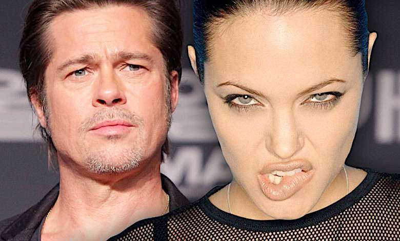 To się miało nie wydać! Angelina Jolie i Brad Pitt mieli tajne spotkanie! Wyciekły ich rozmowy