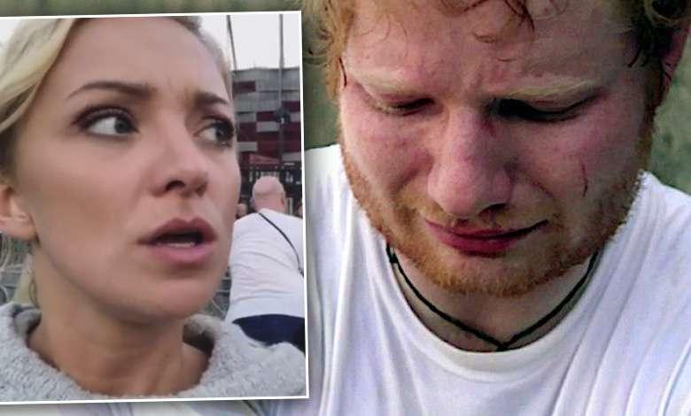 Kurdej-Szatan, Ed Sheeran, fałszywe bilety