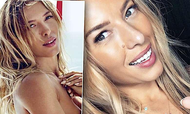 Ewa Chodakowska Viva! topless