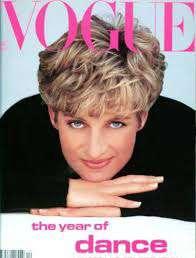 Księżna Diana na okładce brytyjskiego Vogue'a w 1991 roku