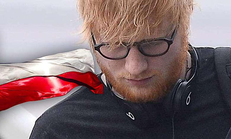 Ed Sheeran w Polsce