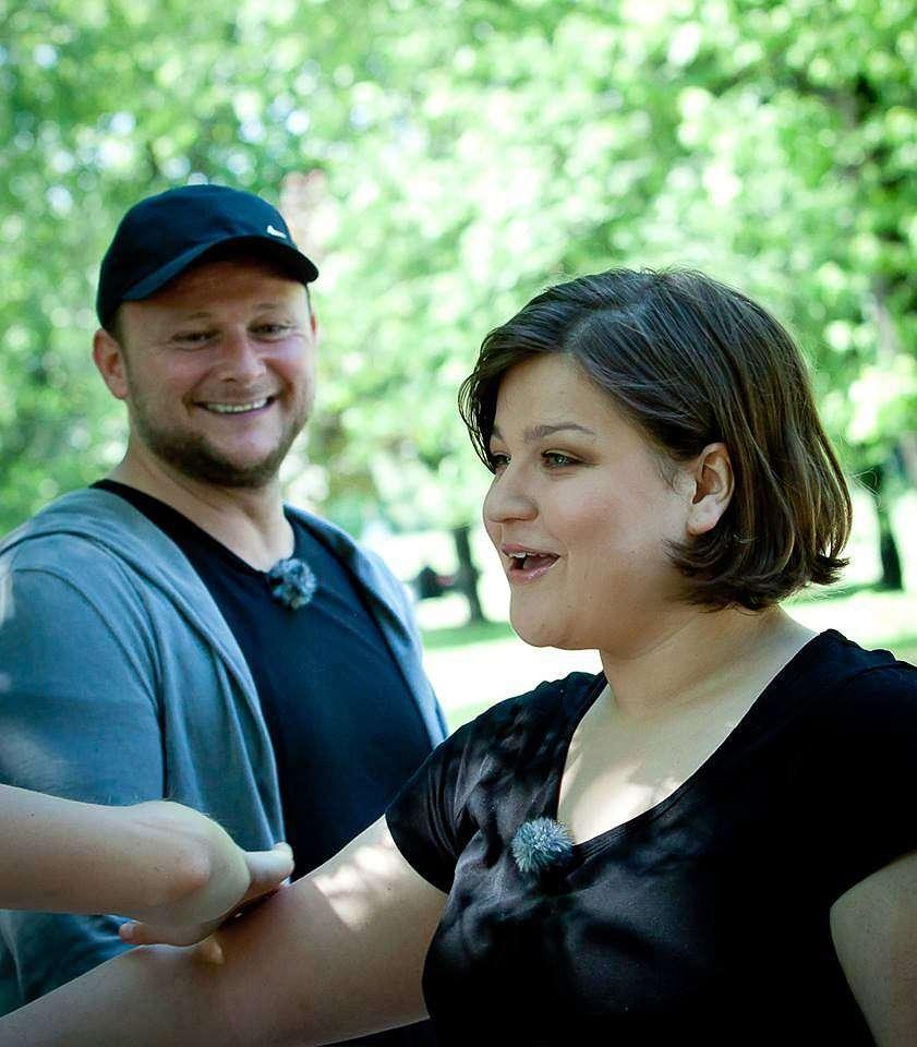 Konrad Gaca i Dominika Gwit