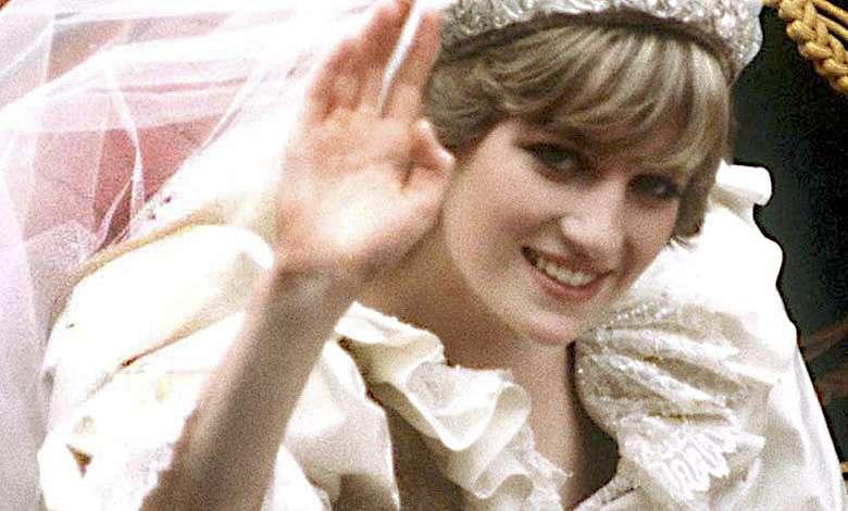 Księżna Diana druga suknia ślubna