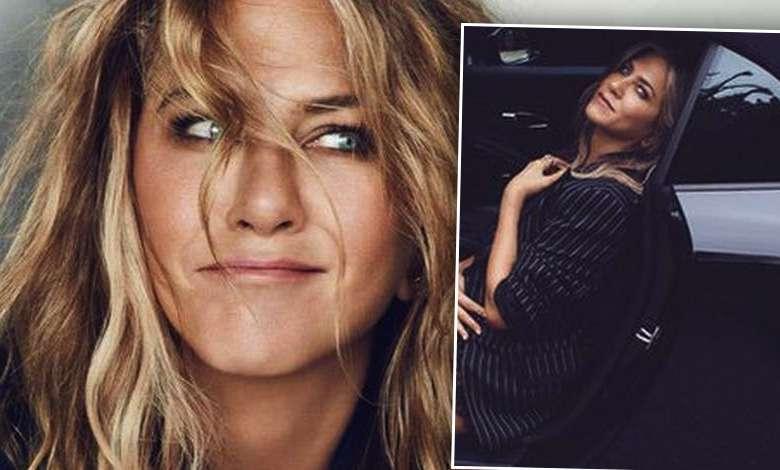 Jennifer Aniston InStyle